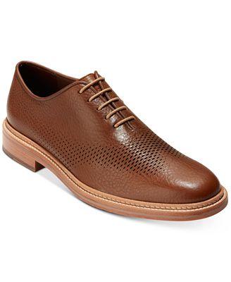 Cole HaanMen's Washington Grand Casual Wingtip Oxfords Men's Shoes