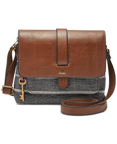a71521376d58 Fossil Kinley Small Crossbody & Reviews - Handbags & Accessories ...