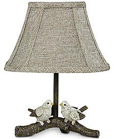 AHS Lighting Birds On Branch Accent Lamp
