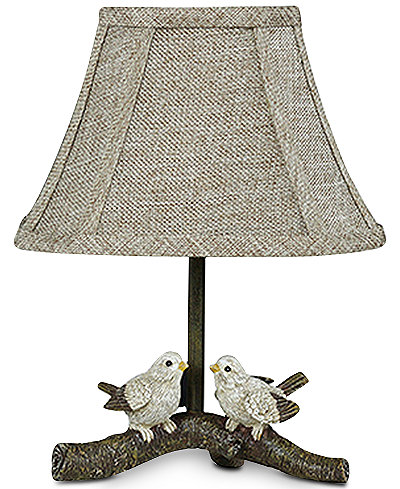 AHS Lighting Birds On Branch Accent Lamp