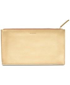Russell & Hazel Day-to-Night Leather Clutch