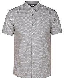 Hurley Men's Dot-Print Stretch Shirt