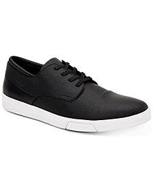 Calvin Klein Men's Bailey Saffiano Sneakers