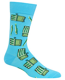 Hot Sox Men's Sardines Socks