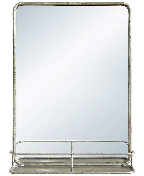 3R Studio  Metal Wall Mirror
