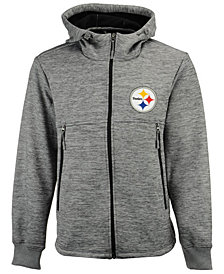 G-III Sports Men's Pittsburgh Steelers Expedition Soft Shell Jacket