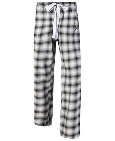 Concepts Sport Women's San Antonio Spurs Forge Flannel Pants