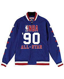 Mitchell & Ness Men's NBA 1990 All Star Warm Up Jacket