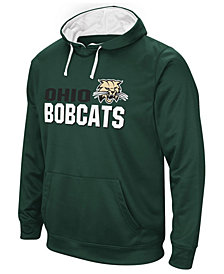 Colosseum Men's Ohio Bobcats Stack Performance Hoodie