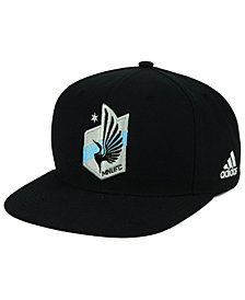 adidas Minnesota United FC Poly Snapback Cap