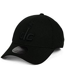 New Era Washington Wizards Blackout 39THIRTY Cap