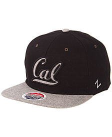 Zephyr California Golden Bears The Boss Snapback Cap