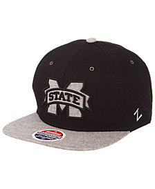 Zephyr Mississippi State Bulldogs The Boss Snapback Cap