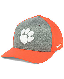 Nike Clemson Tigers Legend Swooshflex Cap
