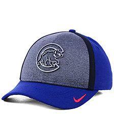 Nike Chicago Cubs Team Color Reflective Swooshflex Cap