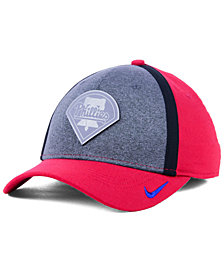 Nike Philadelphia Phillies Team Color Reflective Swooshflex Cap