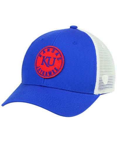 Top of the World Kansas Jayhawks Coin Trucker Cap