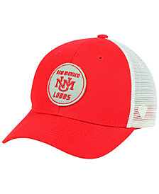 finest selection 17feb 1b1d6 Top of the World New Mexico Lobos Coin Trucker Cap
