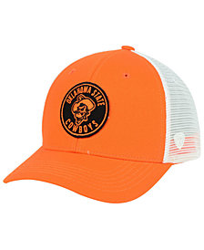 Top of the World Oklahoma State Cowboys Coin Trucker Cap