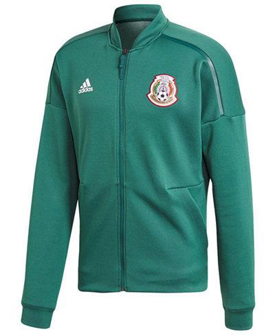 adidas Men's Mexico National Team Zone Jacket