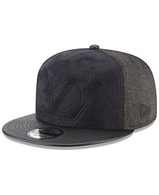 New Era Los Angeles Lakers Paul George Collection 9FIFTY Snapback Cap