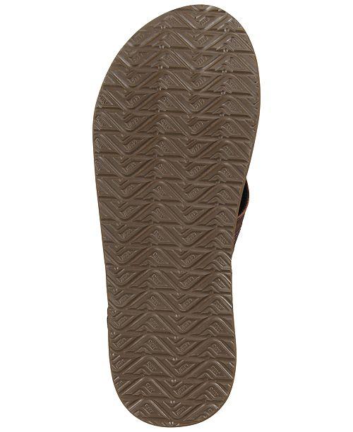 0c32b120eff9 REEF Men s Cushion Bounce Phantom Sandals   Reviews - All Men s ...