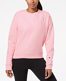 Champion Essential Reverse Weave Fleece Sweatshirt