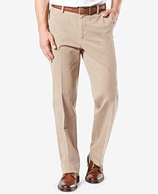 Dockers Men's Stretch Classic Fit Workday Smart 360 FLEX Khaki  Pants