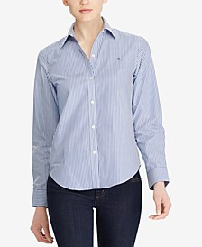 Long-Sleeve Non-Iron Shirt