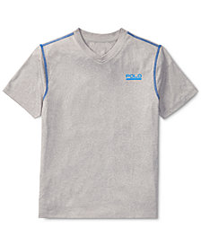 Polo Ralph Lauren V-Neck T-Shirt, Big Boys