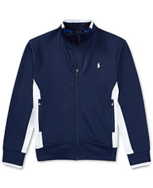 Polo Ralph Lauren Mock Neck Jacket, Big Boys