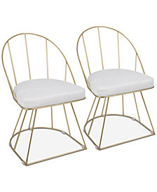 Canary Dining Chair (Set of 2), Quick Ship