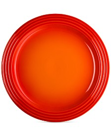 "Le Creuset 4-Pc. 11.25"" Dinner Plates Set"