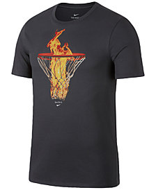 Nike Men's Sportswear Graphic Basketball T-Shirt