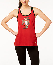 Nike Cotton Portugal Crest Tank Top