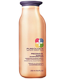 Pureology Precious Oil Shampoo, 8.5-oz., from PUREBEAUTY Salon & Spa