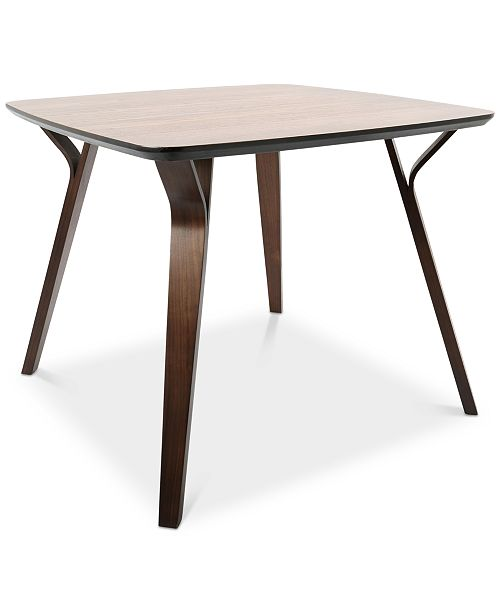 Lumisource Folia Dining Table, Quick Ship