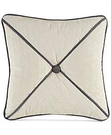 """Croscill Auden 16"""" x 16"""" Fashion Decorative Pillow"""