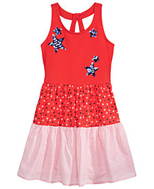 Epic Threads Sequin Tank Dress Dress, Big Girls, Created for Macy's