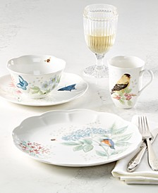Butterfly Meadow Flutter Dinnerware Collection