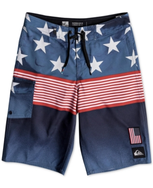 Quiksilver Independence Swim Trunks Big Boys