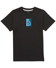 Volcom Graphic-Print Cotton T-Shirt, Big Boys