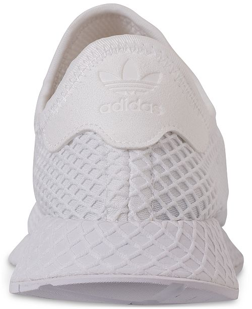 076802d55636e ... adidas Men s Deerupt Runner B Side Pack Casual Sneakers from Finish Line  ...