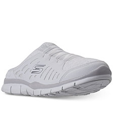 Skechers Women's Gratis - Delicate Allure Walking Sneakers from Finish Line