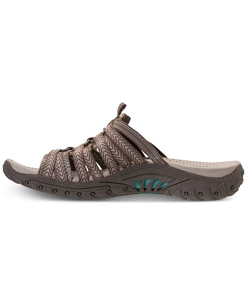 02693001576 ... Skechers Women s Reggae - Repetition Athletic Sandals from Finish Line  ...