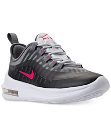 Nike Big Girls' Air Max Axis Casual Running Sneakers from Finish Line