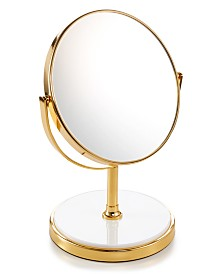 kate spade new york Inset White Vanity Mirror