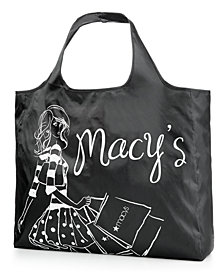 Macy's Reusable Shopping Bag