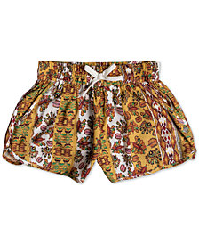 Roxy Big Girls & Big Girls Plus Printed Shorts