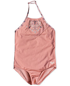 Roxy 1-Pc. Swimsuit, Little Girls